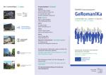 GeRomaniKa - Università degli Studi di Trento