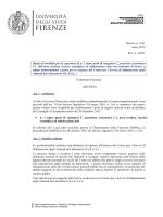 Avviso Cat. C - Università per Stranieri di Perugia