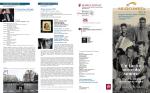 Brochure pieghevole - Associazione Nazionale Reduci dalla Prigionia