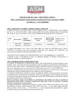 Disciplinare RC Auto Libro Matricola 2014