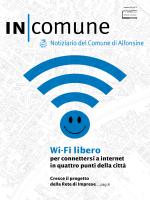Wi-Fi libero - Comune di Alfonsine