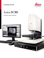 Leica DCM8 - Leica Microsystems