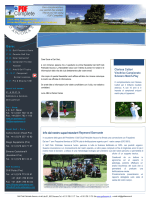 Newsletter - Golf Club Patriziale Ascona