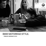 BMW Motorrad Style Listino prezzi 2014 (PDF, 3150 kb)