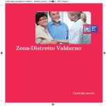 Zona-Distretto Valdarno - Azienda Sanitaria USL 8 Arezzo