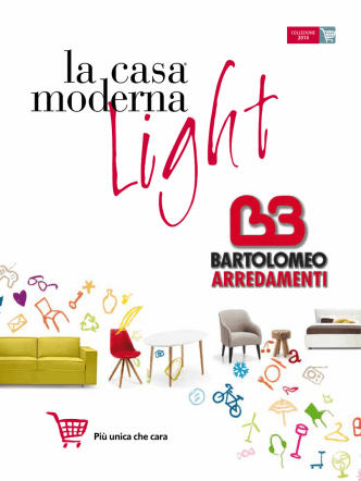 casa light - B3 Bartolomeo