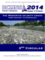 RCMNS Interim Colloquium – Torino 2014
