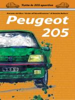 Tutte le 205 sportive - Club Storico Peugeot
