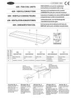 42n - fan coil units