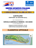 in…sieme…ns – lignano 26.6.2014