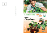Volantino giardinieri - CFP-OCST