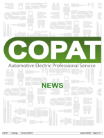 COPAT -- Catalogo -- Versione 09/2013 Capitolo NEWS --
