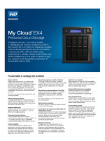 My Cloud EX4 Data Sheet