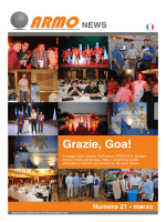 ARMO Newsletter March 2014 Italian