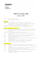 Curriculum_Adelita Husni-Bey