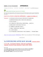NEWS/3 APIMARCA febbraio 2014