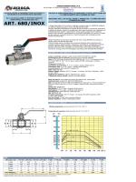 ART. 680/INOX - Airaga Rubinetterie