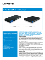 Switch Gigabit PoE+ gestiti Linksys