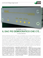 FDS 206-Edas KDAC - Fedeltà del Suono
