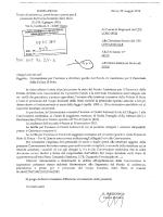 la Convenzione - UGL Corpo Forestale