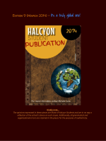 Here - Halcyon London International School
