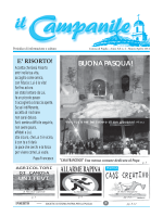 """""""Il Campanile"""" - Marzo / Aprile 2014"""