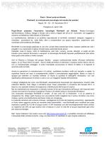 Pozzi - Ginori porta ad Arkeda Rimfree®, la rivoluzionaria tecnologia