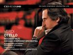 VERDI OTELLO - Chicago Symphony Orchestra