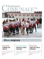Vice campione - Gemeindeblatt von Eppan und Kaltern