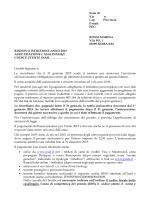 Lettera agli iscritti per rinnovo iscrizione ( - 230 kb)