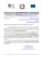 Applicazione Regolamento di Disciplina a.s. 2014-2015.