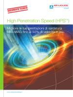High Penetration Speed (HPS™)