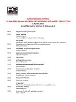 Programma - Eufoton S.r.l.