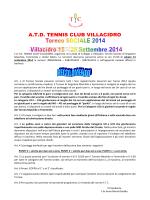 A.T.D. TENNIS CLUB VILLACIDRO