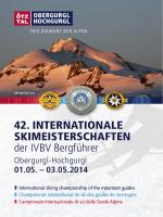 die komßplette Festschrift als pdf - Verband der österreichischen Berg