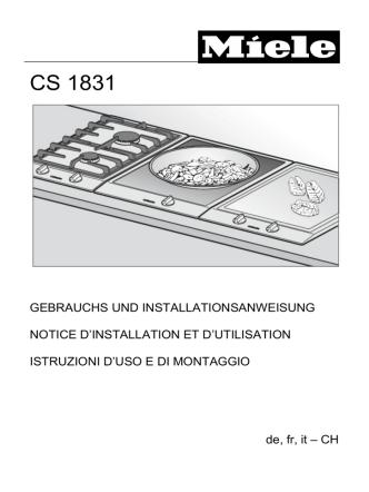 CS 1831 - Rey Allround AG