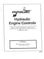 Manuale di installazione comandi Hynautic