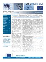 Scarica la newsletter in PDF - Istituto Superiore di Sanità