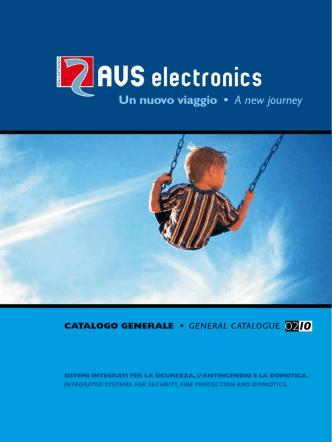 Catalogo AVS Electronics