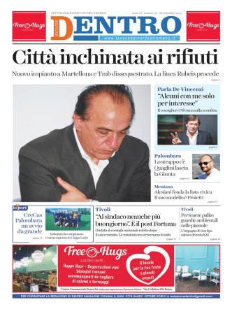 Dentro Magazine.indd - La Voce del Nord Est Romano