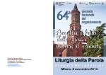 Liturgia della Parola - Chiesa Cattolica Italiana