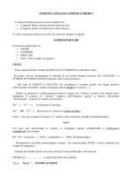 Nomenclature Biennio - ITI Copernico