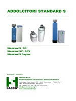 Addolcitori Standard S
