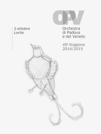 49a Stagione 2014/2015 - Orchestra di Padova e del Veneto