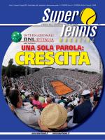 Una sola parola: crescita! - Federazione Italiana Tennis