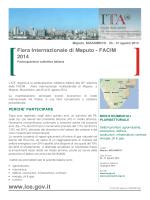 FACIM Maputo 2014