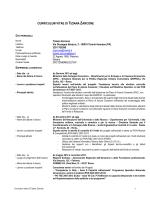 C.V.Tiziana Zarcone 07.11.2014