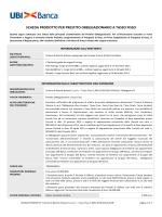 Scheda Prodotto UBI TF 1,40 30.09.14-2018 conv amm