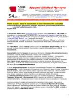 Appunti Effelleci - Istituto comprensivo San Giorgio di Mantova