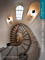 Lettera da San G iorgio - Fondazione Giorgio Cini